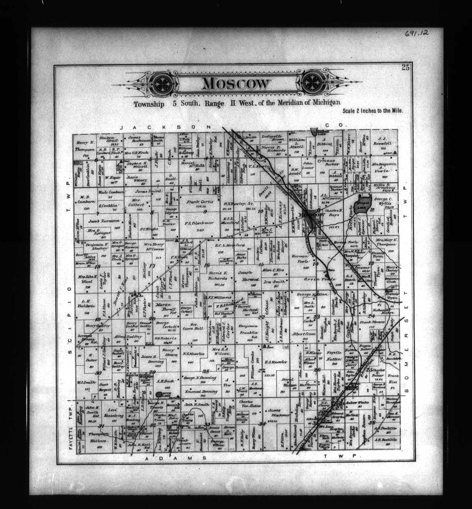 James Espie - Thamer Genealogy